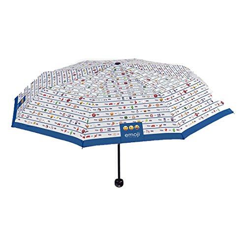 Paraguas PERLETTI niños mini manual Emoji 75055