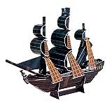 Legler 9043 - 3D Puzzle - Piratenschiff Pearl