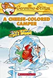 A Cheese-Colored Camper: 16 (Geronimo Stilton)