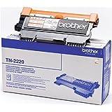 Brother TN-2220 Toner laser d'origine 2600 pages Noir
