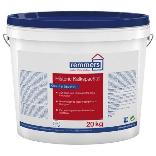 Remmers Historic Kalkspachtel, 20kg
