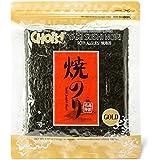 Choi's1 Sushi Nori, rôti, refermable, Teneur en or Laver (50 Feuilles complètes)