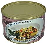Gaisburger Marsch eine schwäbische Spezialität in der Dose, Widmayer's feine Küche
