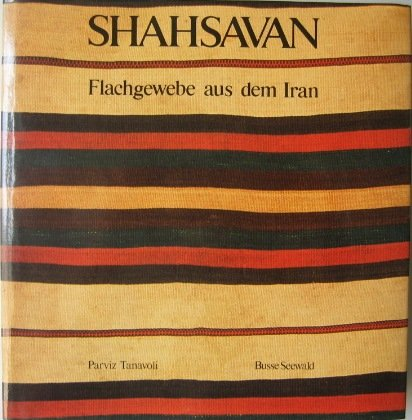 Shahsavan. Flachgewebe aus dem Iran