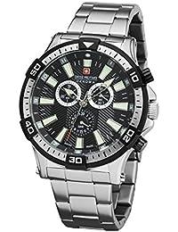 Swiss Military Hanowa Skipper Hombre Reloj Chrono 06–5266.33.007