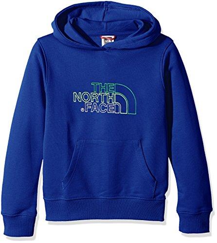 9df2321024 The North Face Dre Peak Sweat-Shirt à Capuche Mixte Enfant, Marker Blue,