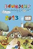 Janoschs Tigerentenkalender 2013: 12 Monatsblätter mit fröhlich-bunten Janosch- Bildern und Kalendarium Dezemberblatt als Adventskalender