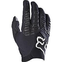 Guantes para Hombre Fox 2017 de Motocross/MTB, Pawtector, Color Negro:tamaño