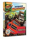 Blaze e le Mega Macchine: Accelera e Ruggisci (DVD)