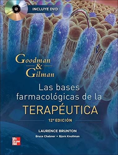 GOODMAN & GILMAN LAS BASES FARMA CON CD