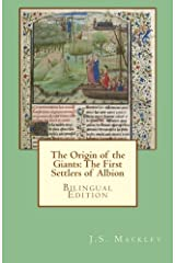 The Origin of the Giants: The First Settlers of Albion: Bilingual Edition Paperback