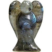 Engelsfigur/Schutzengel aus Edelstein, 3,8cm, Labradorit, Labradorite, Labradorite preisvergleich bei billige-tabletten.eu