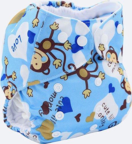ohbabyka-stampato-design-reuseable-washable-pocket-cloth-diaper-con-1-inserti-monkey-1