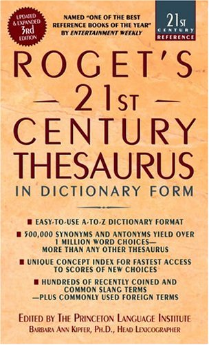 rogets-21st-century-thesaurus-third-edition-in-dictionary-form-21st-century-reference