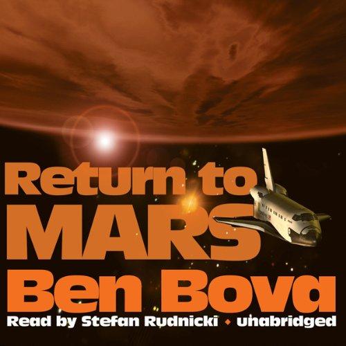 Return to Mars  Audiolibri