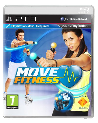 Sony Move Fitness PS3 [Import UK]