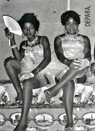 Jean Depara : Kinshasa - night and day (1951-1975)