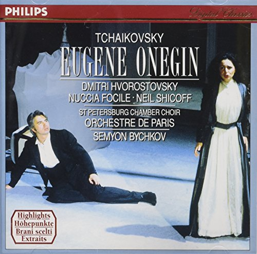 Tchaikovsky: Eugene Onegin (highlights)