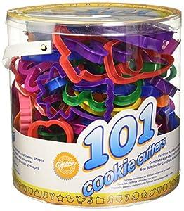 Wilton Pack de 101 cortadores