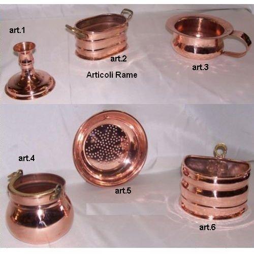 Vendilo Objets en cuivre Assortis