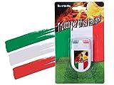 Fussball EM Italien Fanschminke Schminkstift Fanartikel Make Up 00/0608 von Alsino