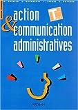Image de Action et communication administratives : Terminales STT