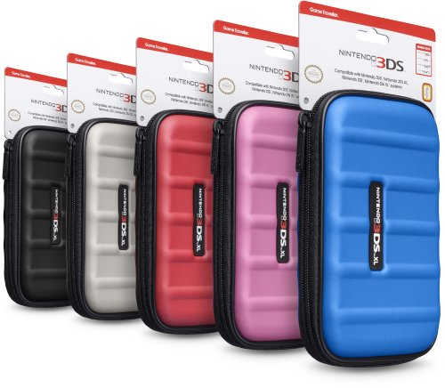 Nintendo Tasche new 3DS XL505 / 3DS XL (farblich sortiert)
