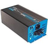 ECTIVE CSI-Serie | Sinus Wechselrichter mit Ladegerät und NVS | 12V zu 230 V | 6 Varianten: 500W - 3000W | Spannungswandler / Power Inverter