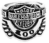 Inception Pro Infinite Hrly - Ring mit geschriebener Harley Davidson