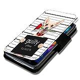 Book Style Flip Handy Tasche Case Schutz Hülle Schale