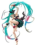 Max factory character vocal Series 01: Hatsune Miku PVC figure statue (Mebae version)