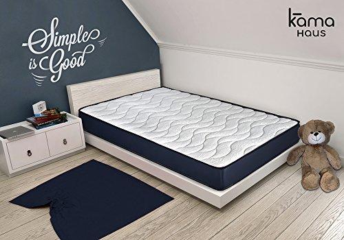 KAMA HAUS Colchón Viscoelástico Roll 105x180 cm. | con Viscoelástica ...