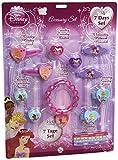 Disney Prinzessinen 67582 - Prinzessinen Set mit Accessoires für jeden Tag der Woche
