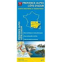 Provence Alpes Côte d'Azur : 1/200 000
