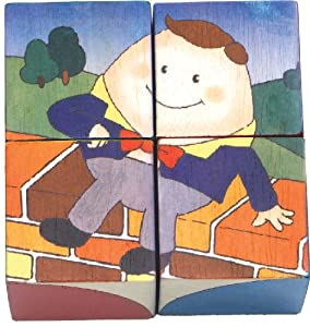 Voila - Puzzle de Madera (S417)