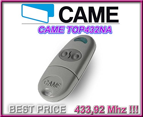 came-top432na-2-canali-tlcommande-radio-43392mhz-de-haute-qualit-dorigine-came-telecomande-pour-le-m