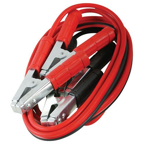 Tech Traders® Heavy Duty 600 Amp Auto Van Starthilfekabel 3,6 Meter lang Booster Kabel Start