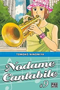 Nodame Cantabile Edition simple Tome 9