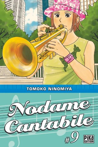 Nodame Cantabile Vol.9