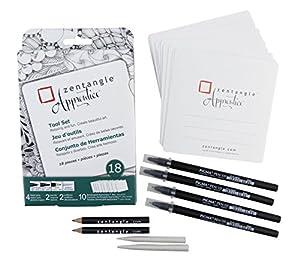 Zentangle Apprentice-Set 18-teilig
