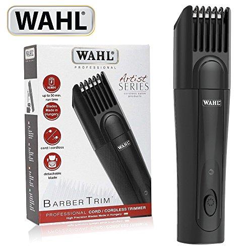 Wahl 1030-0401 Barber Trim Artist Serie Kabellos 120 V ~ 60 Hz -