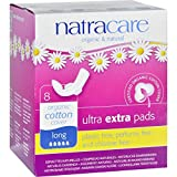 NATRACARE Ultra Extra Pads Long 8s (Pack of 3)