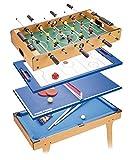 Tachan- Mesa 4 Juegos en 1 con Patas (CPA Toy Group Trading S.L. HG2074)