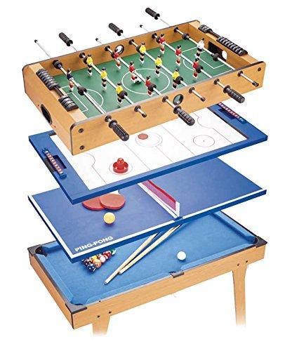 Tachan- Mesa 4 Juegos 1 Patas CPA Toy Group Trading