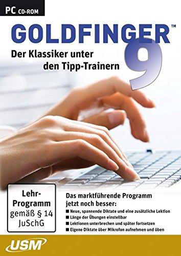 Goldfinger 9 - Der Klassiker unter den Tipp-Trainern -
