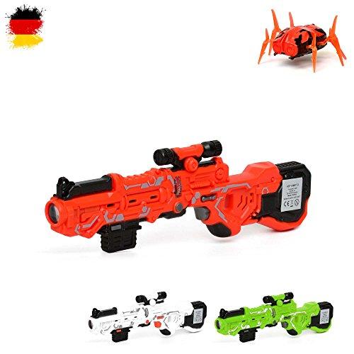 Laser Tag mini Maschinengewehr mit Alien-Käfer Bug, Battle Infrarot Laser Gun, Laserpistolen, Laserspiele für ()