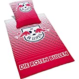 RB Leipzig - RBL Bettwäsche mit RB Leipzig Wappen