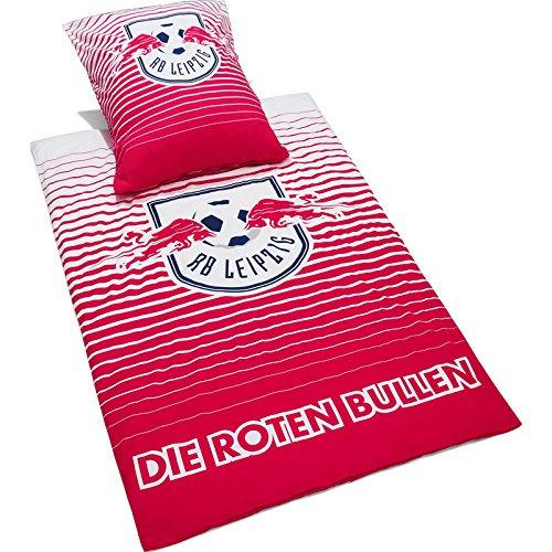 3a21ed197c097c Die Beste RB Leipzig - RBL Bettwäsche mit RB Leipzig Wappen Günstig ...