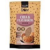 SOW Seeds of Wellness - Chia & Flax Baker - Chia Seeds Flour & Flaxseed 500g from Seeds of Wellness