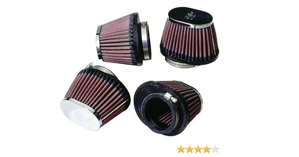 Rc 0984 K N Universal Luftfilter Zum Anklemmen 5 4 Cm Flg 10 2 Cm X 7 6 Cm X 5 1 Cm 4 Stück Pro Box Auto